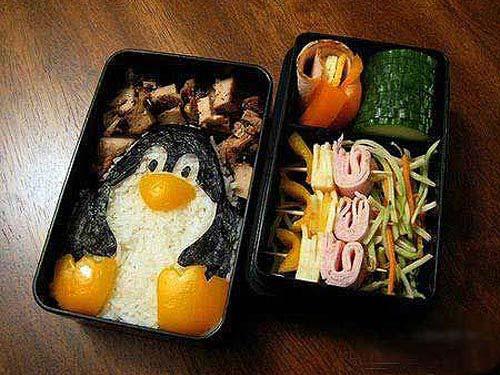 Penguin Bento