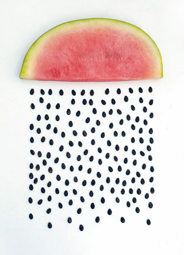 Watermelon Seed Shower