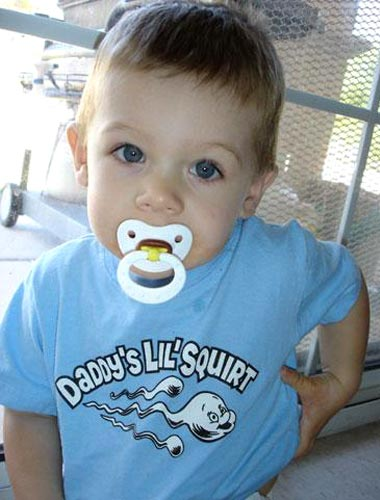 Daddy's Lil' Squirt T-Shirt