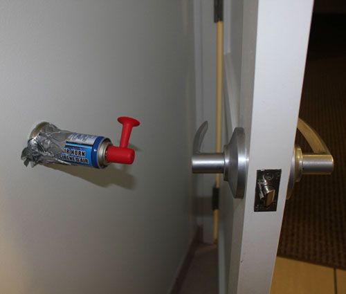 Air Horn Doorbell
