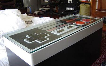 Huge Nintendo Game System Controller