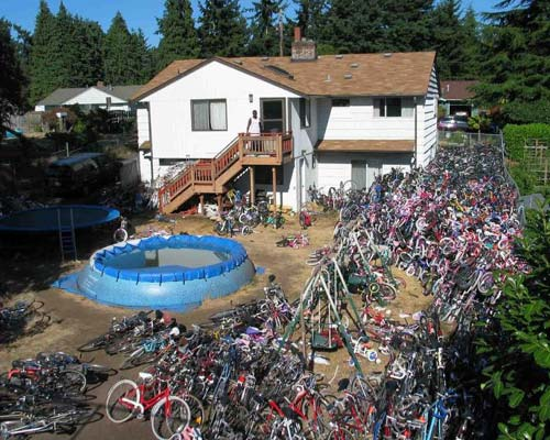 Stolen Bike Caper Solved