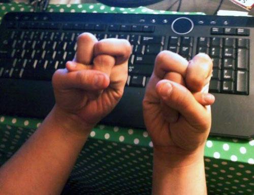 Finger Knots