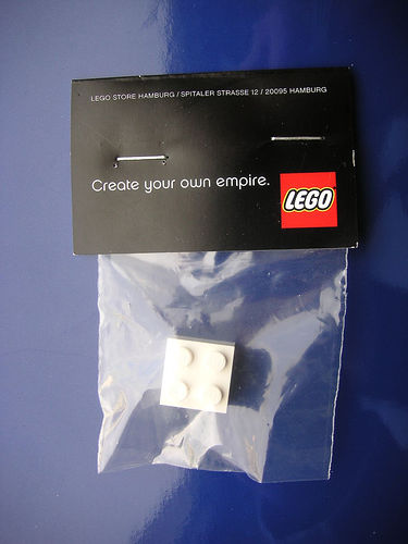 One Lego Brick Package