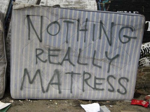 Nothing Mattress
