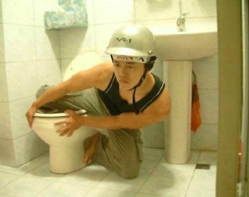 Toilet Racing