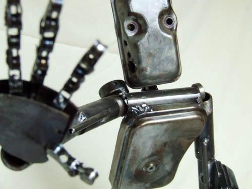 Robot Sculpture