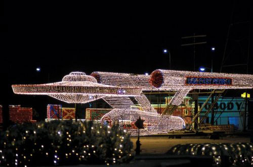 Star Trek Christmas Lights