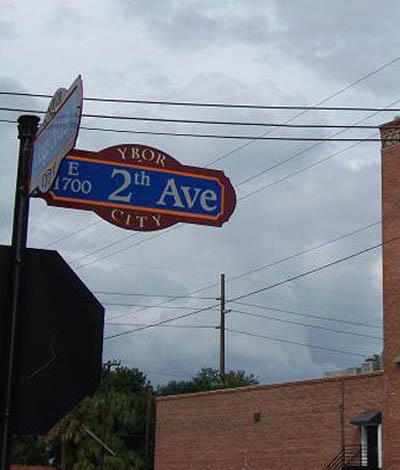 2th Ave | Ybor City, Tampa Florida