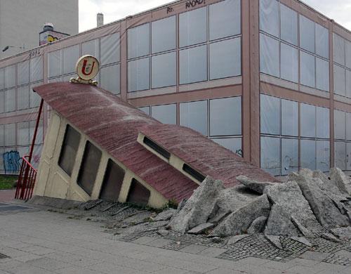 Bockenheimer Warte Station