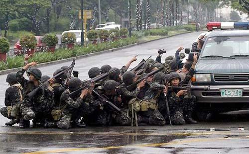 Suburban Swat Team
